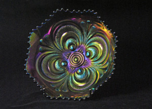 purplr iridescent bowl