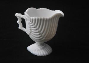 white jug